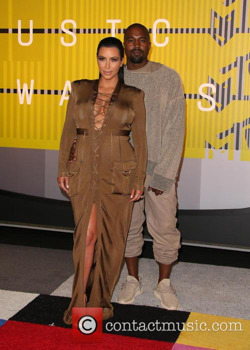 Kim Kardashian and Kanye West 7