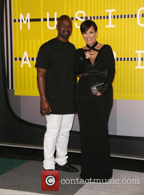 Kris Jenner and Corey Gamble 2
