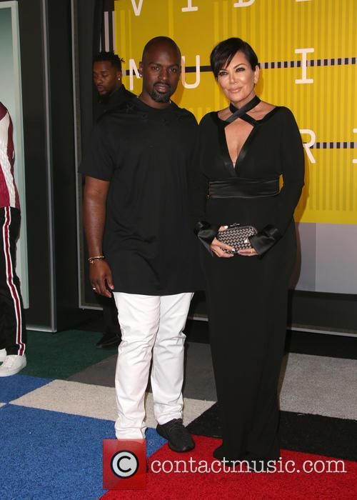 Kris Jenner and Corey Gamble 5
