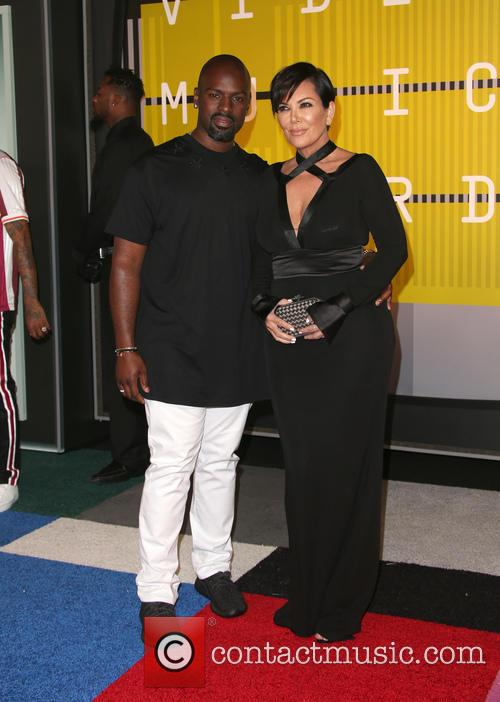 Kris Jenner and Corey Gamble 8