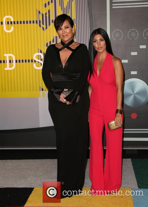 Kris Jenner and Kourtney Kardashian 2