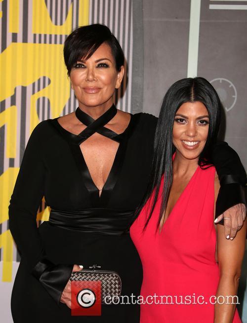 Kris Jenner and Kourtney Kardashian 6