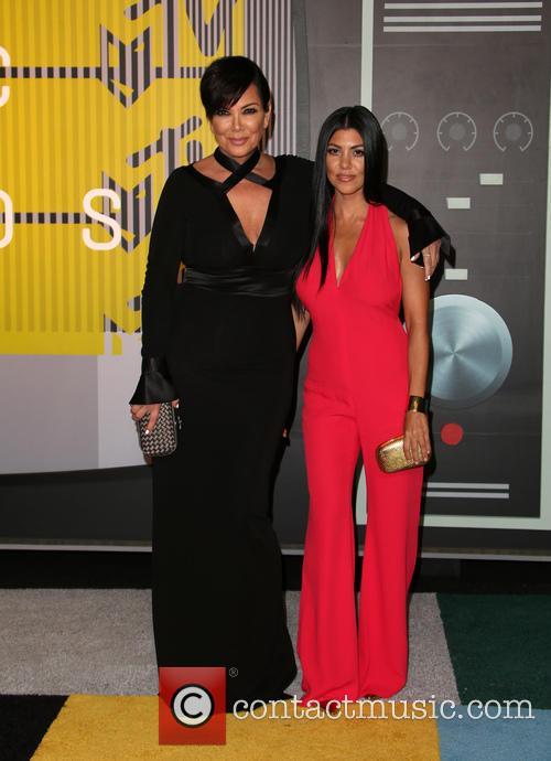 Kris Jenner and Kourtney Kardashian 7