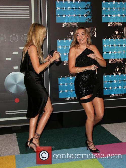 Tish Cyrus and Brandi Cyrus 3
