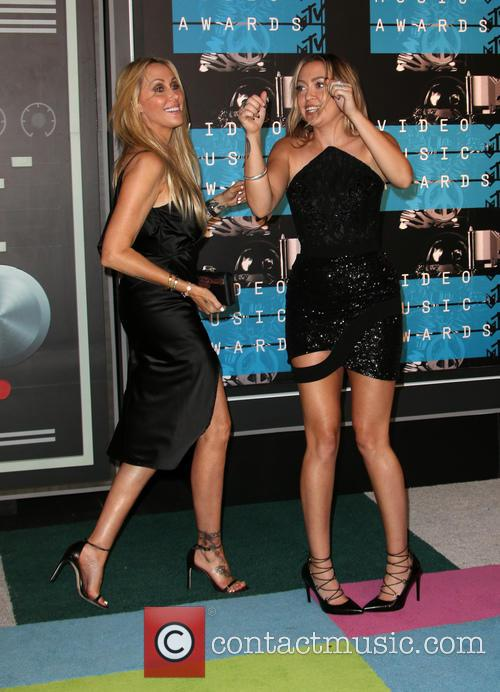 Tish Cyrus and Brandi Cyrus 4