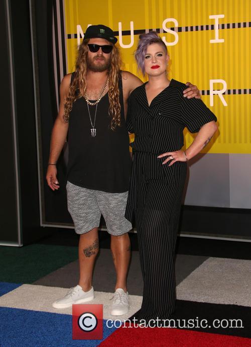 Kelly Osbourne and Luke Trembath 5