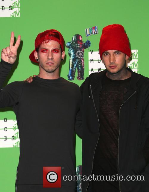 Josh Dun and Tyler Joseph 2