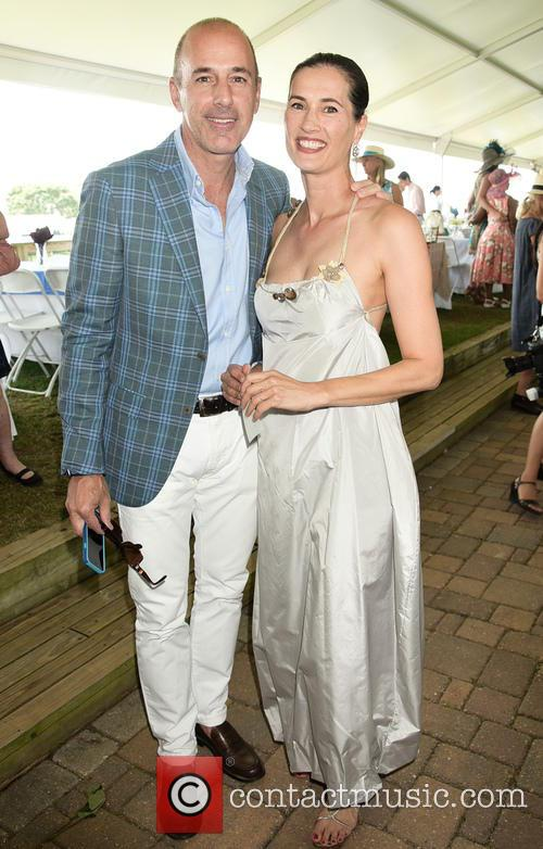 Matt Lauer and Annette Lauer 3