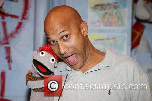 Tyrone The Demonic Puppet and Keegan-michael Key 2