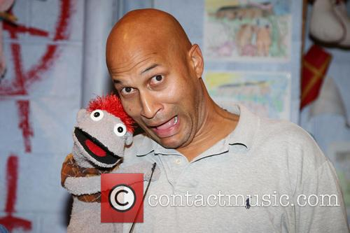 Tyrone The Demonic Puppet and Keegan-michael Key 3