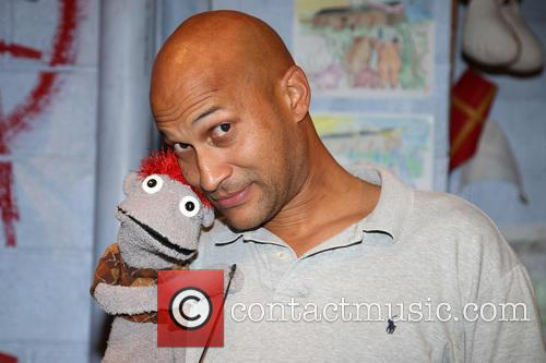 Tyrone The Demonic Puppet and Keegan-michael Key 4