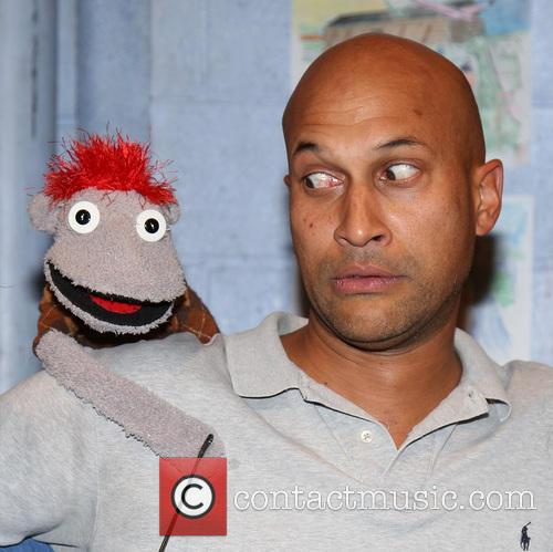 Tyrone The Demonic Puppet and Keegan-michael Key 1