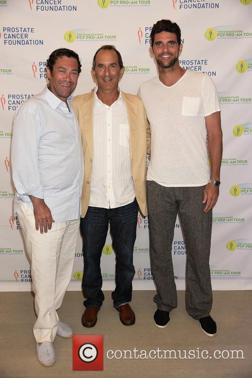 Doug Teitelbaum, Peter Rennert and And Markphilippoussos 1