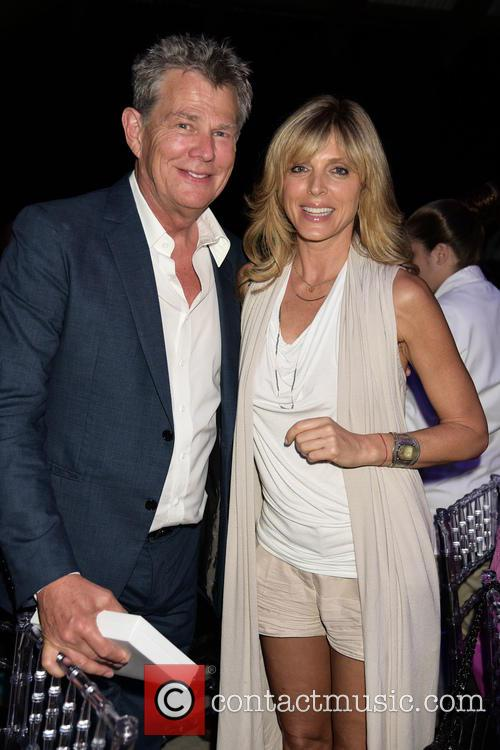 David Foster and Marla Maples 1