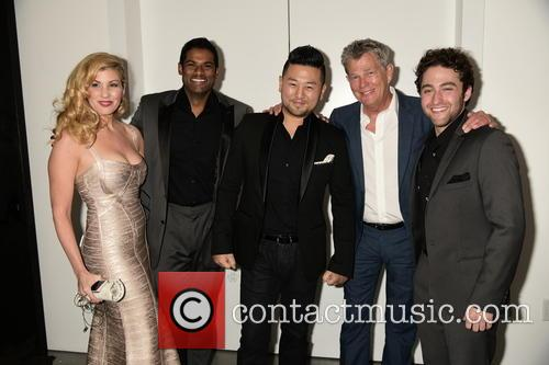 Emily West, Sean Pannikar, Hana Ryu, David Foster and And Josh Page 1