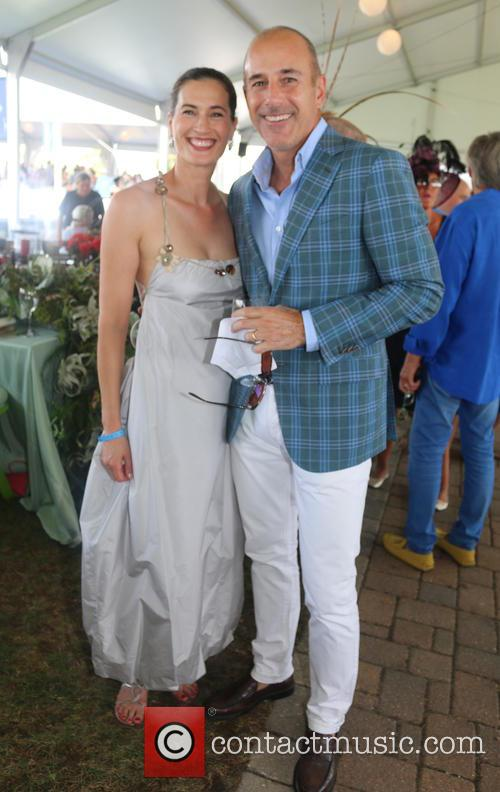 Annette Lauer and Matt Lauer 4