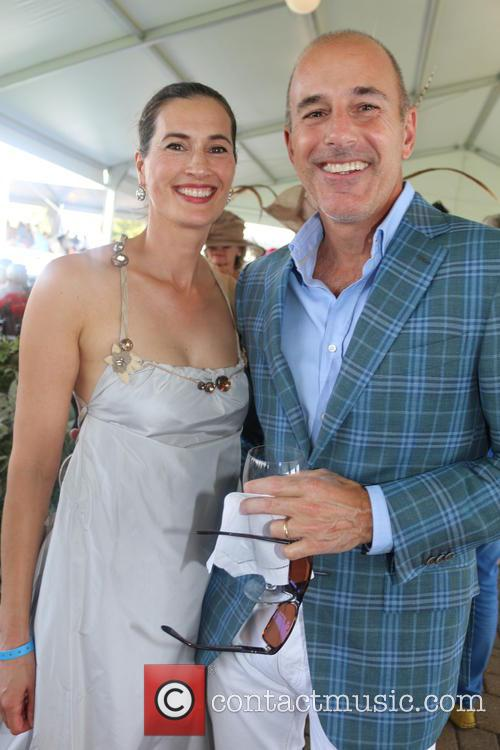 Annette Lauer and Matt Lauer 5