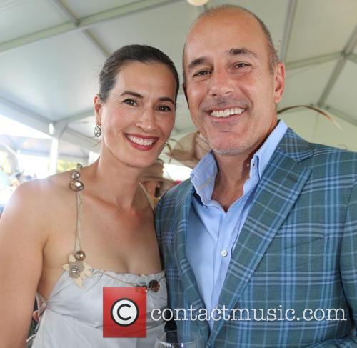 Annette Lauer and Matt Lauer 6