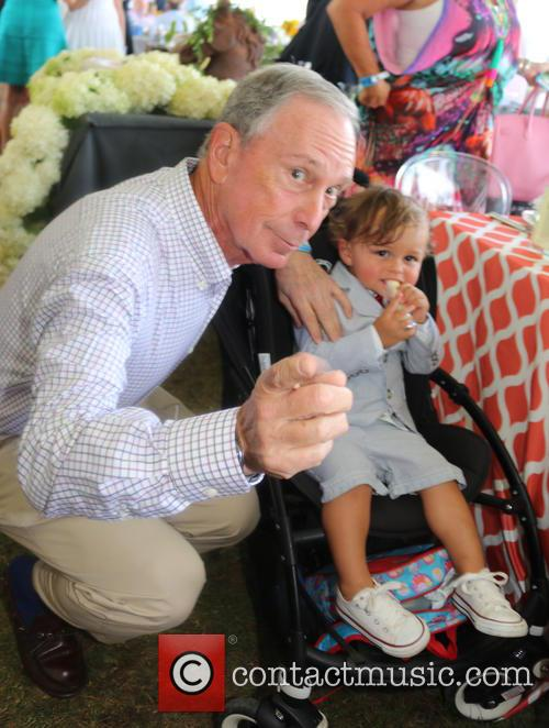 Michael Bloomberg and Jasper Bloomberg 4