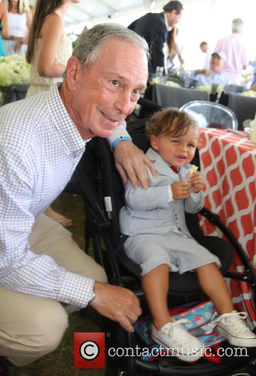 Michael Bloomberg and Jasper Bloomberg 5