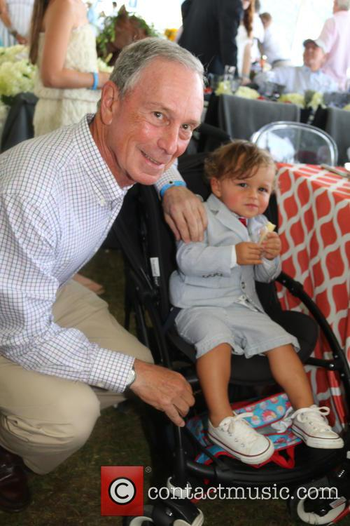 Michael Bloomberg and Jasper Bloomberg 6