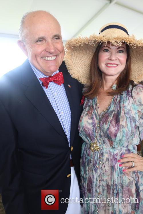 Rudy Giuliani and Judith Giuliani 2