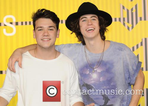 Jake Foushee and Nate Grier 1