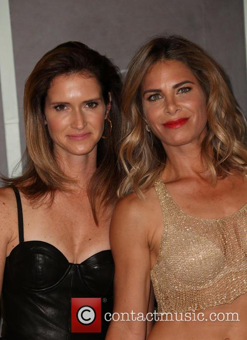 Jillian Michaels and Heidi Rhoades 7