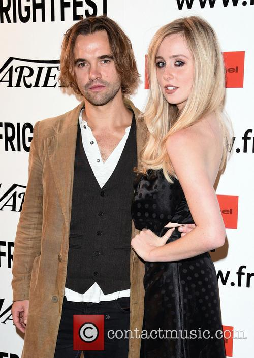 Rupert Hill and Diana Vickers