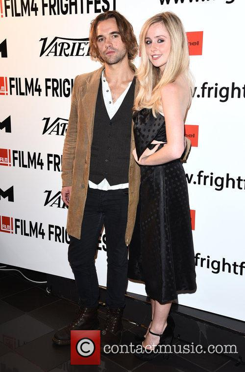 Rupert Hill and Diana Vickers 1