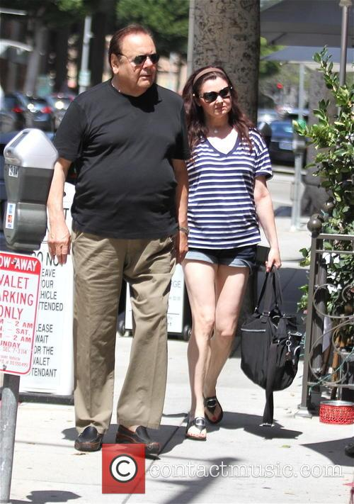 Paul Sorvino and Dee Dee Benkie 5