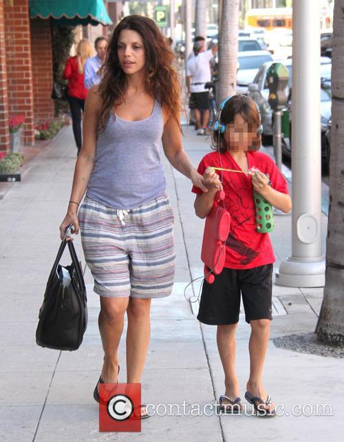 Vanessa Ferlito and Vince Ferlito 7