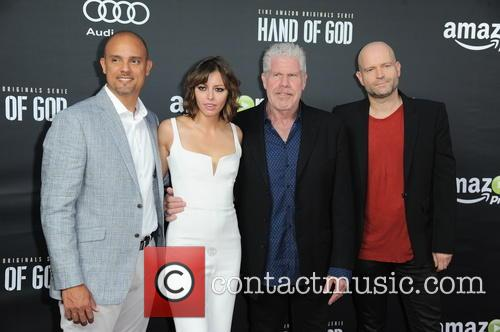 Ben Watkins, Guest, Ron Perlman and Marc Forster 3