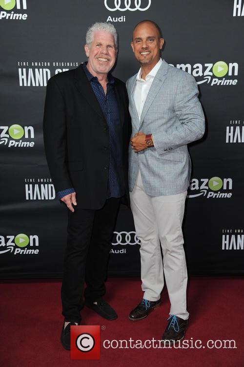 Ron Perlman and Ben Watkins 4