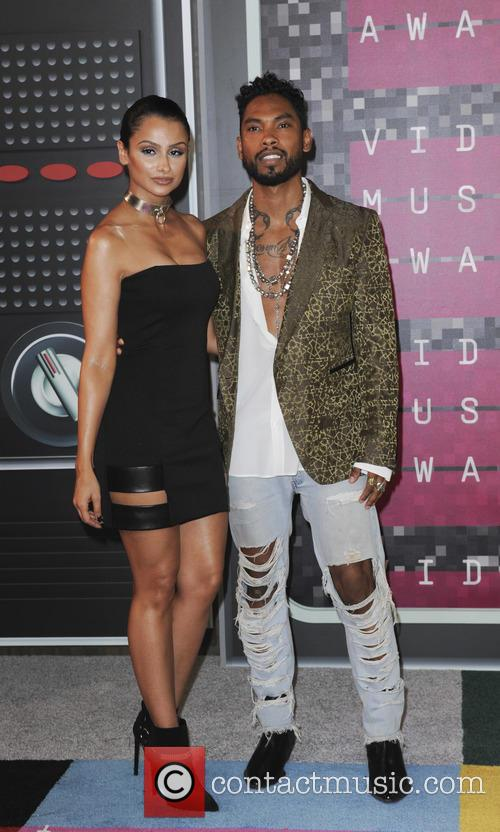 Nazanin Mandi and Miguel 1