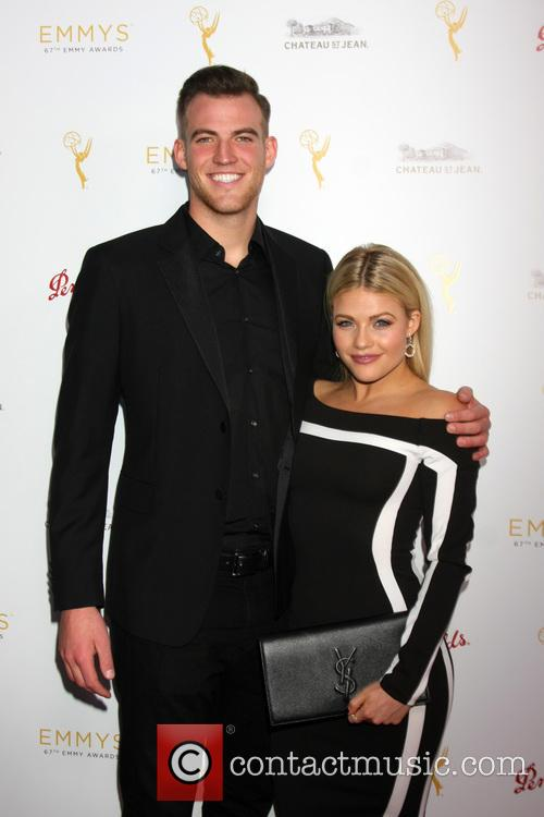 Carson Mcallister and Witney Carson 2
