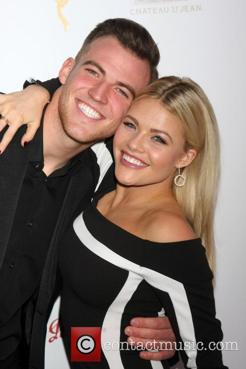 Carson Mcallister and Witney Carson 1