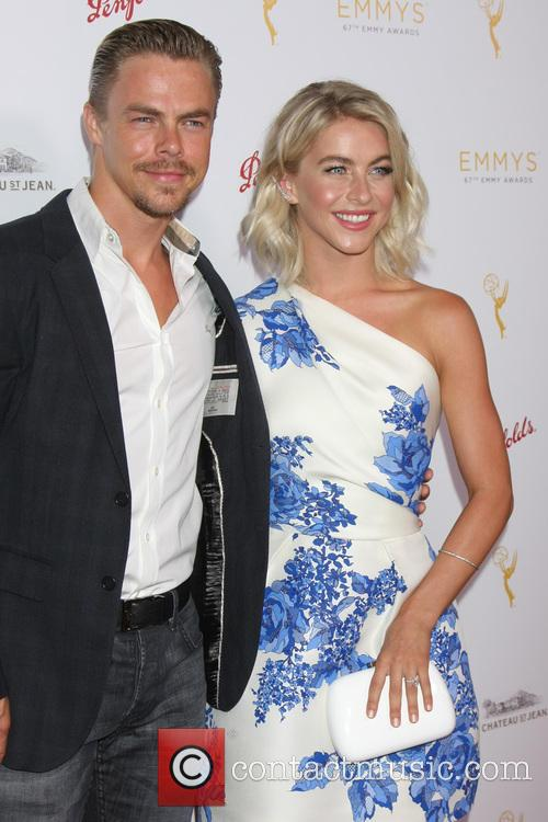 Derek Hough and Julianne Hough 2