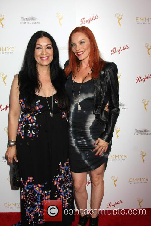 Doriana Sanchez and Carmit Bachar 1
