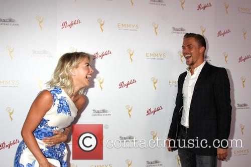 Julianne Hough and Derek Hough 4