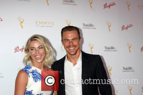 Julianne Hough and Derek Hough 5