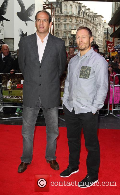 Martin Johnson and Jonny Wilkinson 2