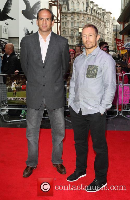 Martin Johnson and Jonny Wilkinson 1