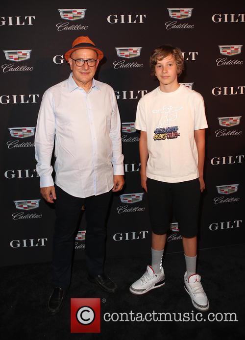 David Hershkovits and Guest 1