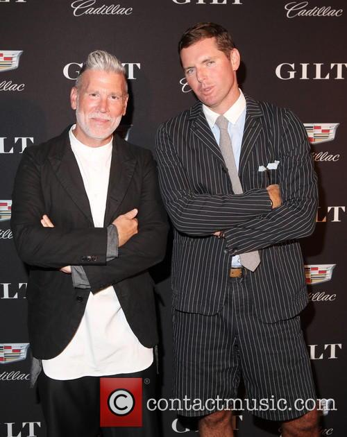 Nick Wooster and Douglas Hand 1