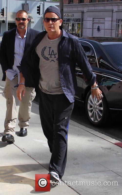 Charlie Sheen 5