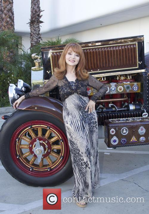 George Barris and Judy Tenuta 2
