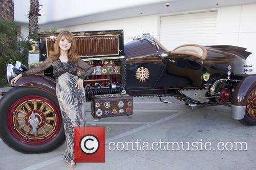 George Barris and Judy Tenuta 3