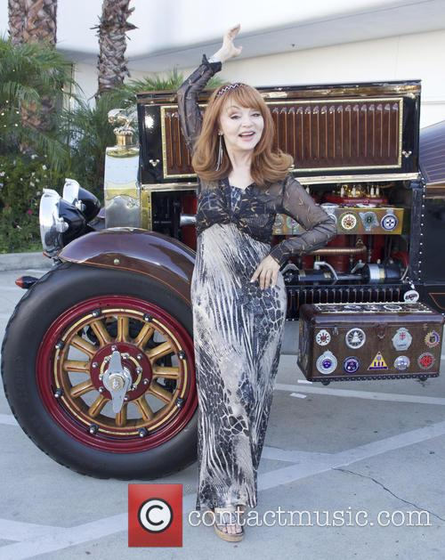 George Barris and Judy Tenuta 4