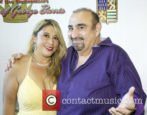 Jenna Urban and Ken Davitian 1